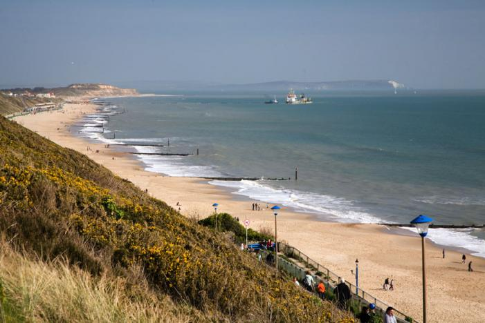 Fiserman's Walk Beach - Boscombe