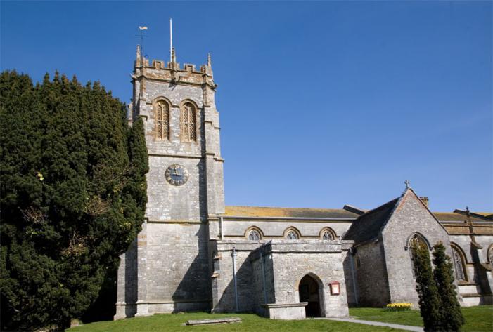 Fordington Church - Dorchester