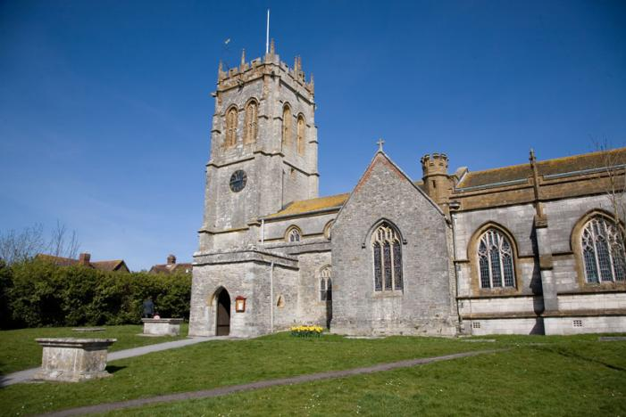St George's Church - Fordington