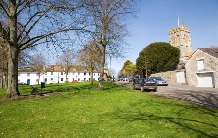 Fordington Green