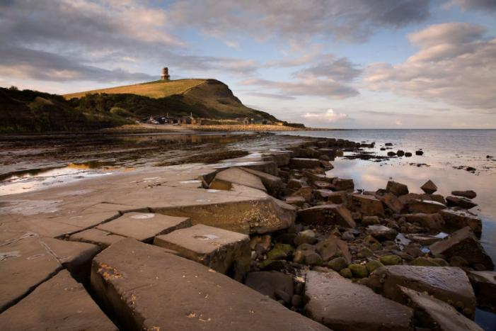 Hen Cliff and Clavell Tower - Kimmeridge