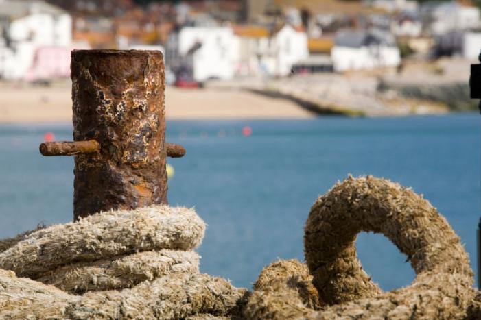 Lyme Regis Harbourside