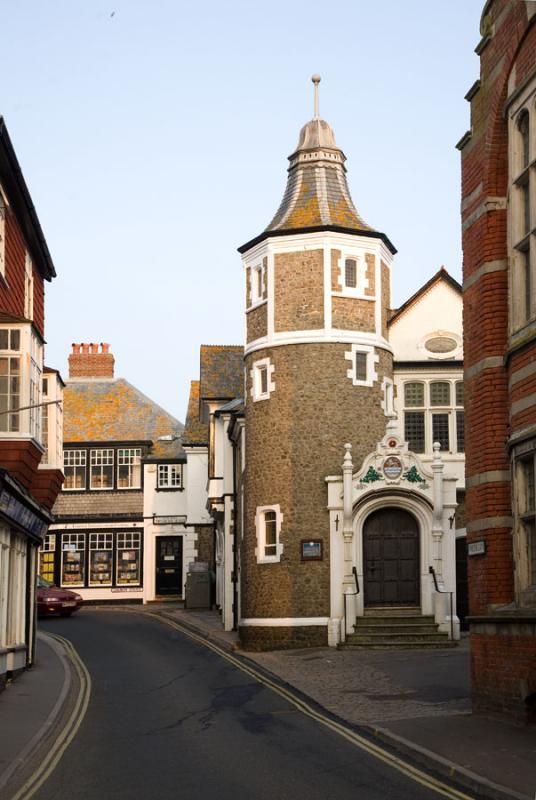 Lyme Regis Guildhall