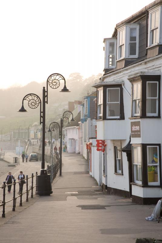 Lyme Regis - Evening Light