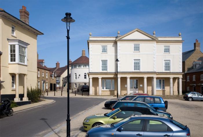 Beechwood Square - Poundbury