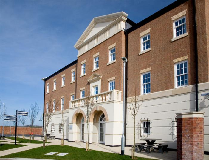 Dorset Fire and Rescue Service HQ - Poundbury