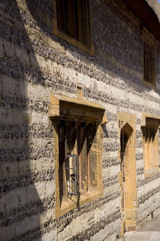 Old Cottage Detail - Puddletown