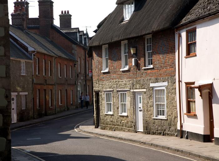 Bell Street - Shaftesbury