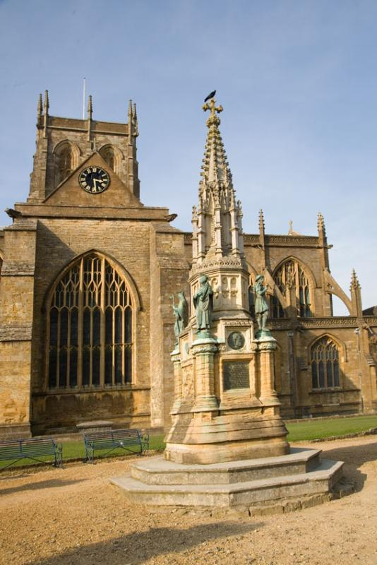 Digby Memorial - Sherborne Abbey