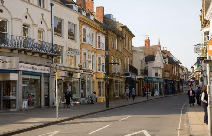 South Street - Sherborne