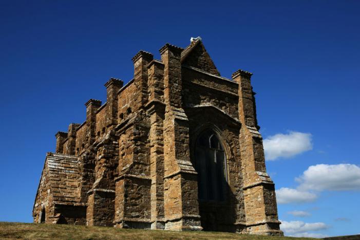 St Catherine's Chapel - Abbotsbury
