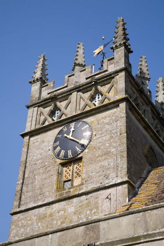 Stuminster Newton Church Tower