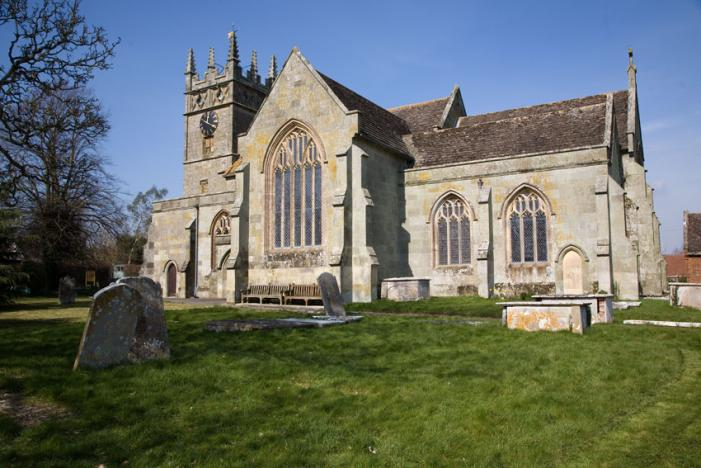 Sturminster Newton Church