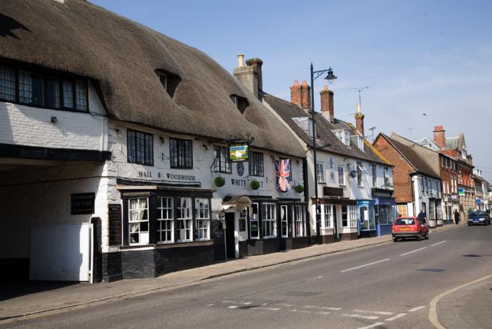 The White Hart Inn - Sturminster Newton