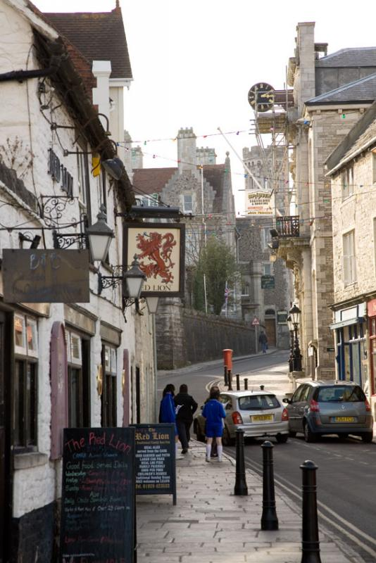 Swanage - High Street