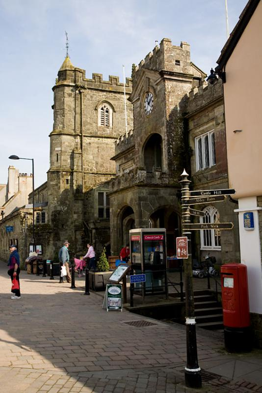 Shaftesbury Town Centre