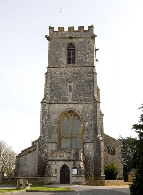 Church of Lady St Mary - Wareham