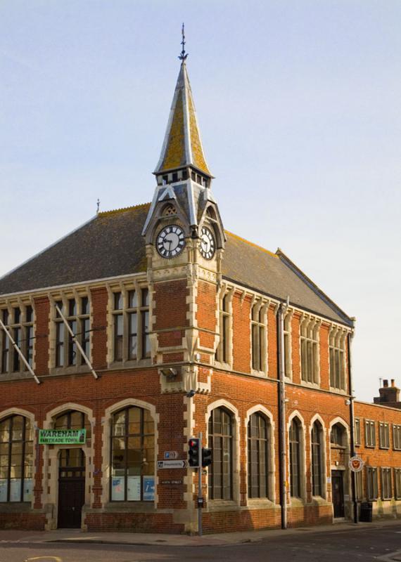 Wareham Town Hall