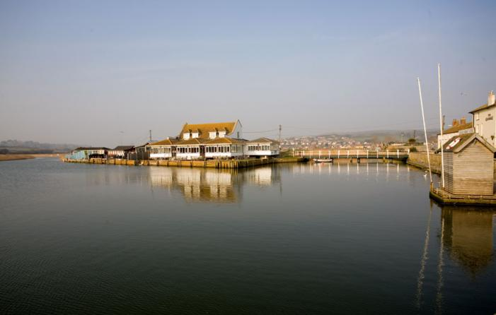 River Brit Lake - West Bay