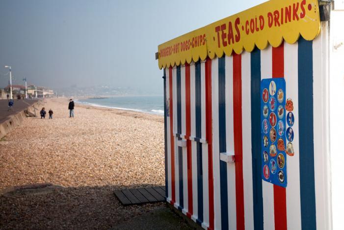 Weymouth Beach Stall