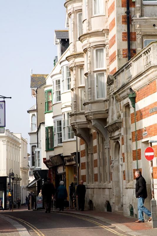 Bond Street - Weymouth