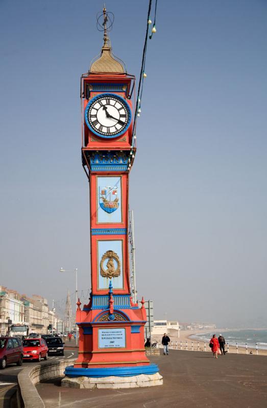Jubilee Clock - Weymouth Esplanade