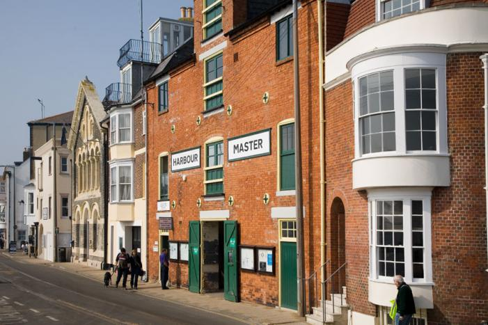 Weymouth Harbour Master's Office