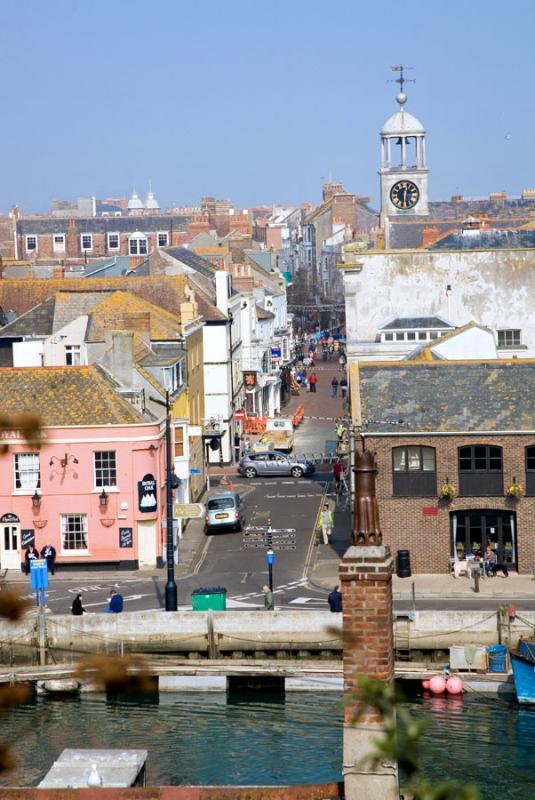 St Mary's Street - Weymouth