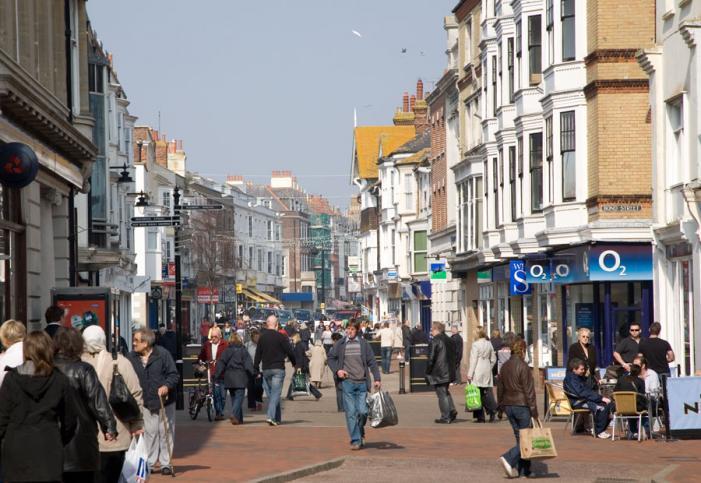 Weymouth Shopping