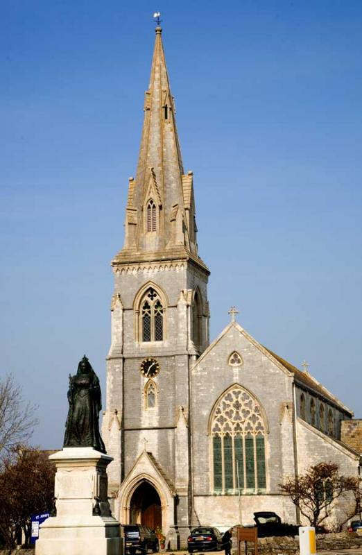 St John's Church - Weymouth