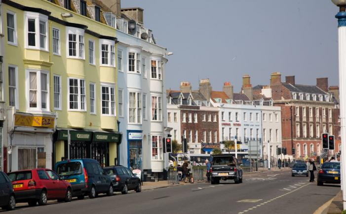 Weymouth Town View