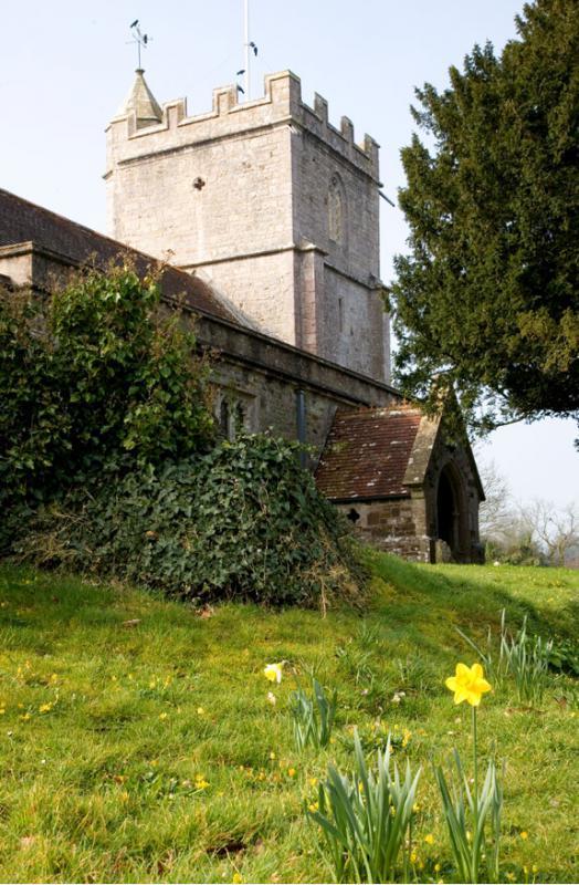 Wool Parish Church
