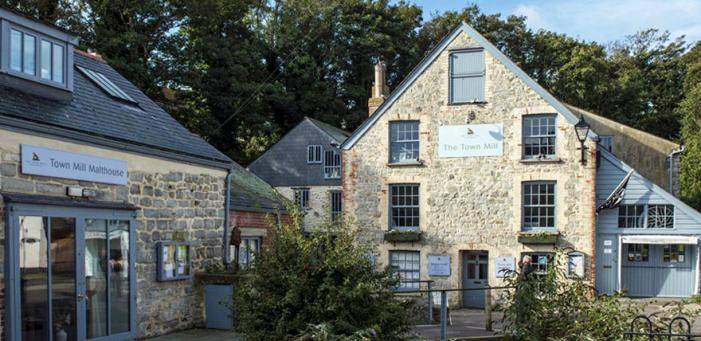 The Town Mill - Lyme Regis